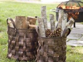 Rubberen mand voor hout Tuinaccessoires Deco
