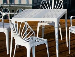 driade sunrise vierkante tafel hoveniersbedrijf jutten