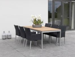 ibiza dining chairs inpersoon lounge hoveniersbedrijf jutten