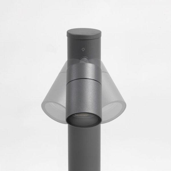 grijze-buitenlamp-rvs-verstelbaar