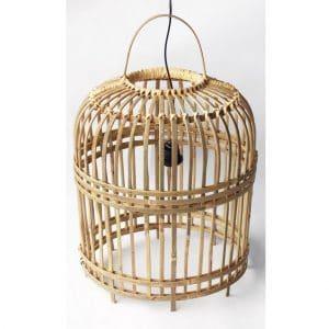bamboo-lampenkap-naturel-maat-m-vdl