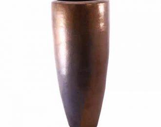 Pot 'Klaas' koper ⌀56 cm H95 cm