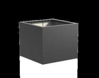 Plantenbak 'Buxus' van Adezz vierkant H120 cm