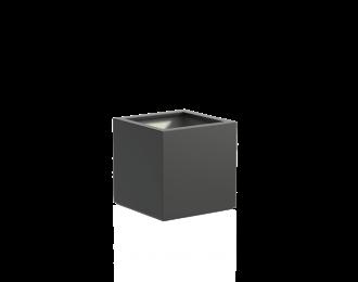 Plantenbak 'Buxus' van Adezz vierkant H70 cm