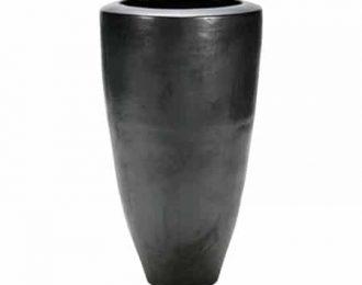 Pot 'Oslo' XL antraciet ⌀55 cm H95 cm