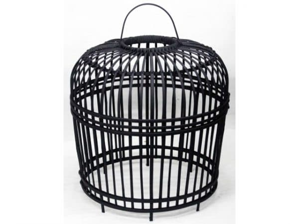 lampenkap-zwart-vdl-m
